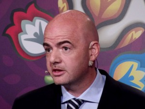 Fifa Candidate Gianni Infantino