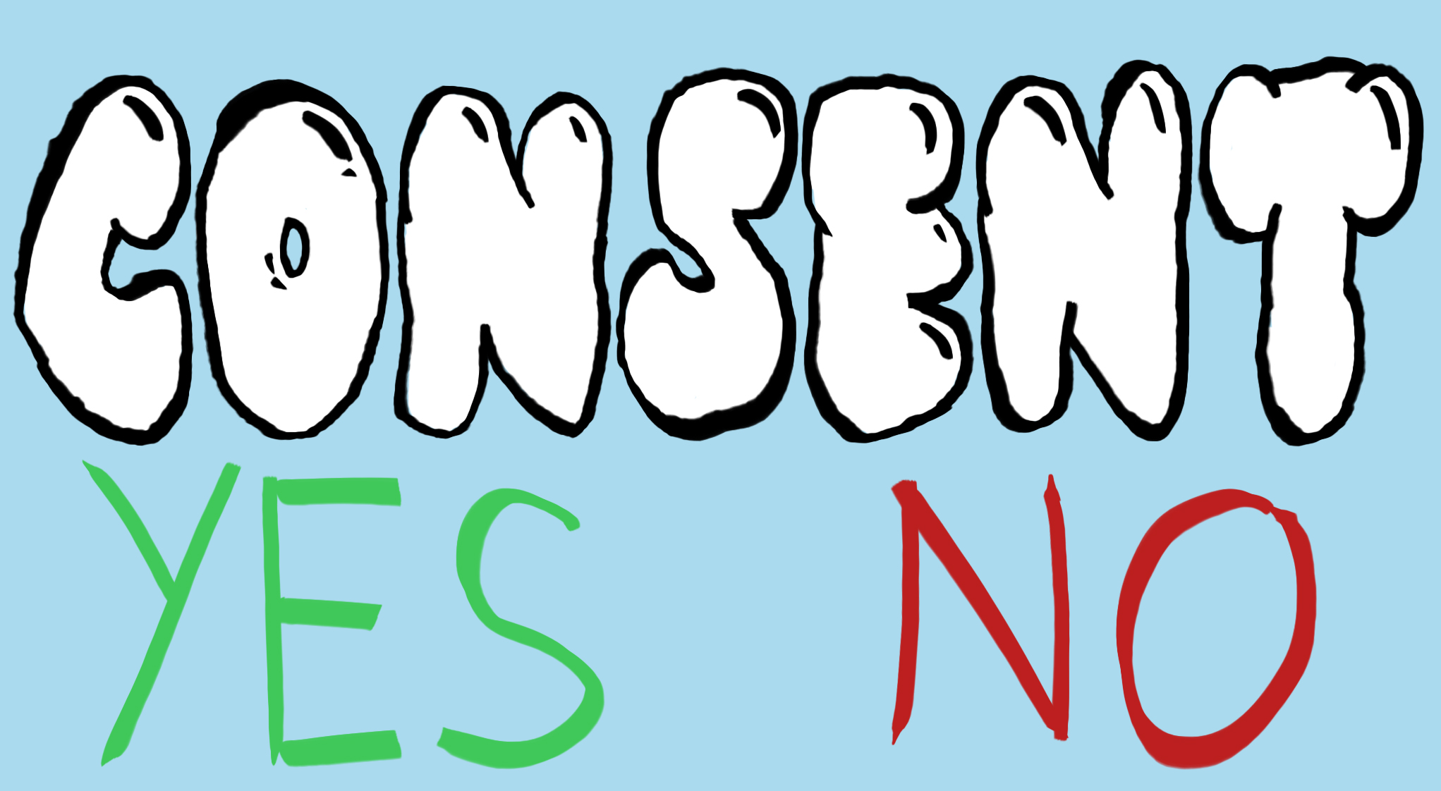 consent lessons yes or no