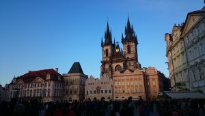 Prague, Image Source: Katie Uniacke