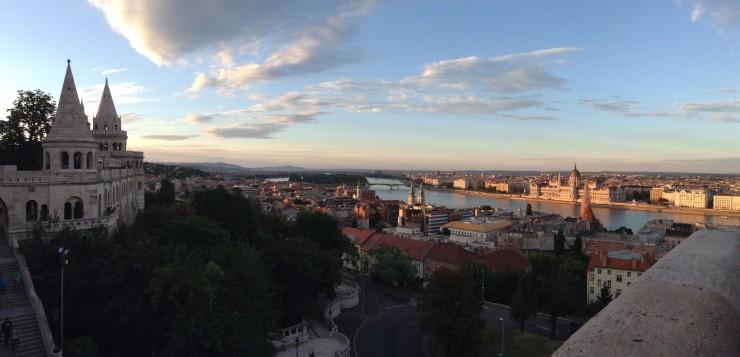Budapest; Image Source- Kim Pullinger