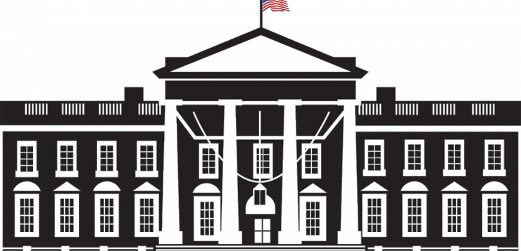 the-white-house-vector