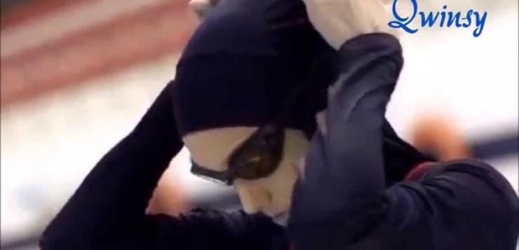 Islamitisch zwemkleding van Hasema https://www.youtube.com/watch?v=OSz63k20v-I (labelled for reuse)
