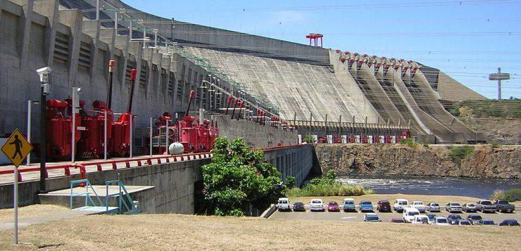 Guri Dam, Venezuela (Wikimedia Commons)