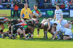 London Irish must fight for premiership survival. Photo taken from Wikipedia.
