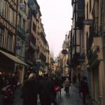 street in Rouen