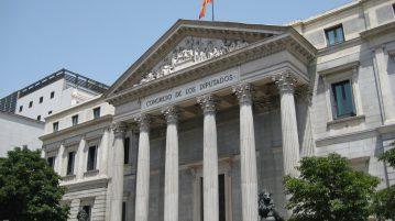 Congreso de los diputados, Spain (Wikimedia Commons)