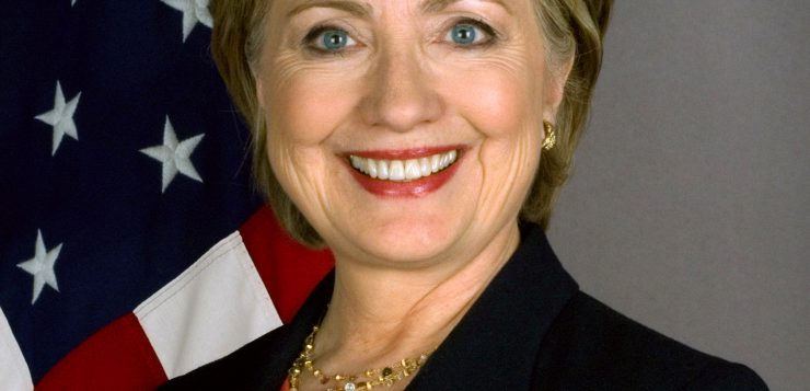 Hilary Clinton (Wikimedia Commons)
