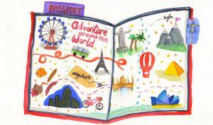Sammie Burstow Issue 6 - Travel