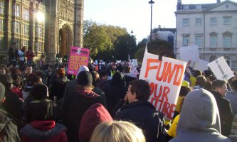 Tuition Fees Are Going to Rise Above £9000