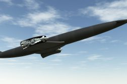 The Skylon space-plane concept. Credit: Reaction Engines Ltd.