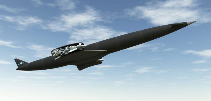 The Skylon space-plane concept. Credit: Reaction Engines Ltd.