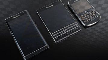 BlackBerry Priv, Passport and Classic