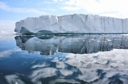 Greenland's Ice Sheets, photo by Christine Zenino.