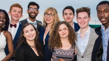 LawSoc Committee. Credit: Photographic Society at University of Southampton.