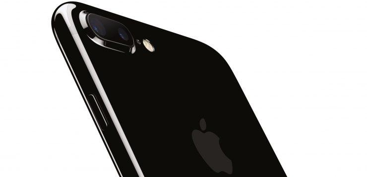 iPhone 7 Plus. Credit: Apple