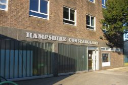 Hampshire Police Station | Credit: Wikimedia