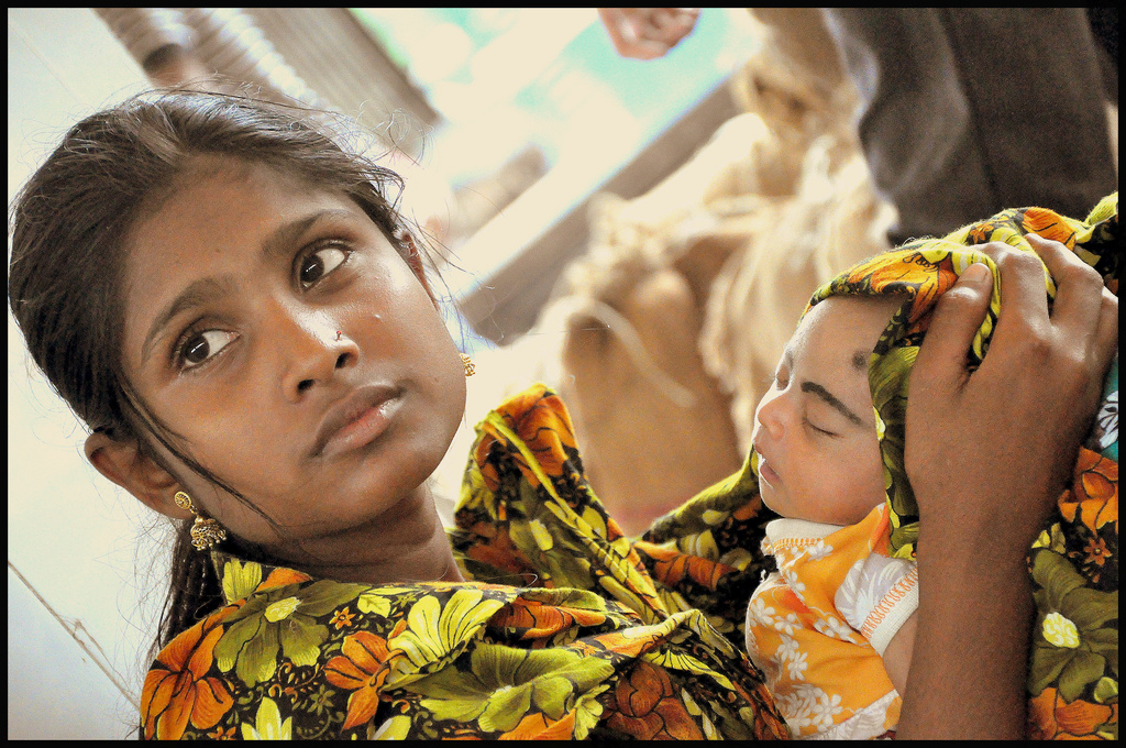 the plight of child marriage image sam nasim flickr