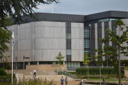 Life Sciences Building, Highfield Campus