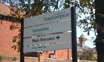 University of Southampton Ranked 15th in Times Higher Education 2018 Rankings
