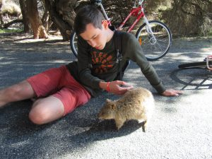 Making Friends with the Quokkas