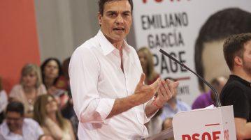 Pedro Sánchez, PSOE Leader