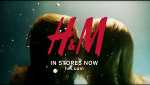 Credit: H&M Youtube advert