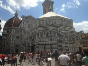 Baptistery of the Duomo, Florence