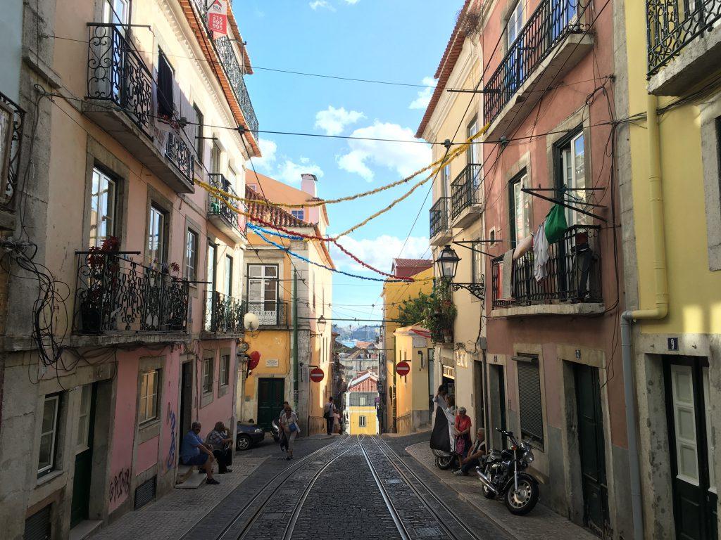 Lisbon. Credit: Natália Jopling Tanser