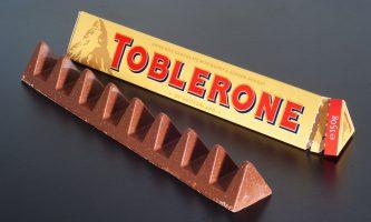 Treachery as Toblerone Changes
