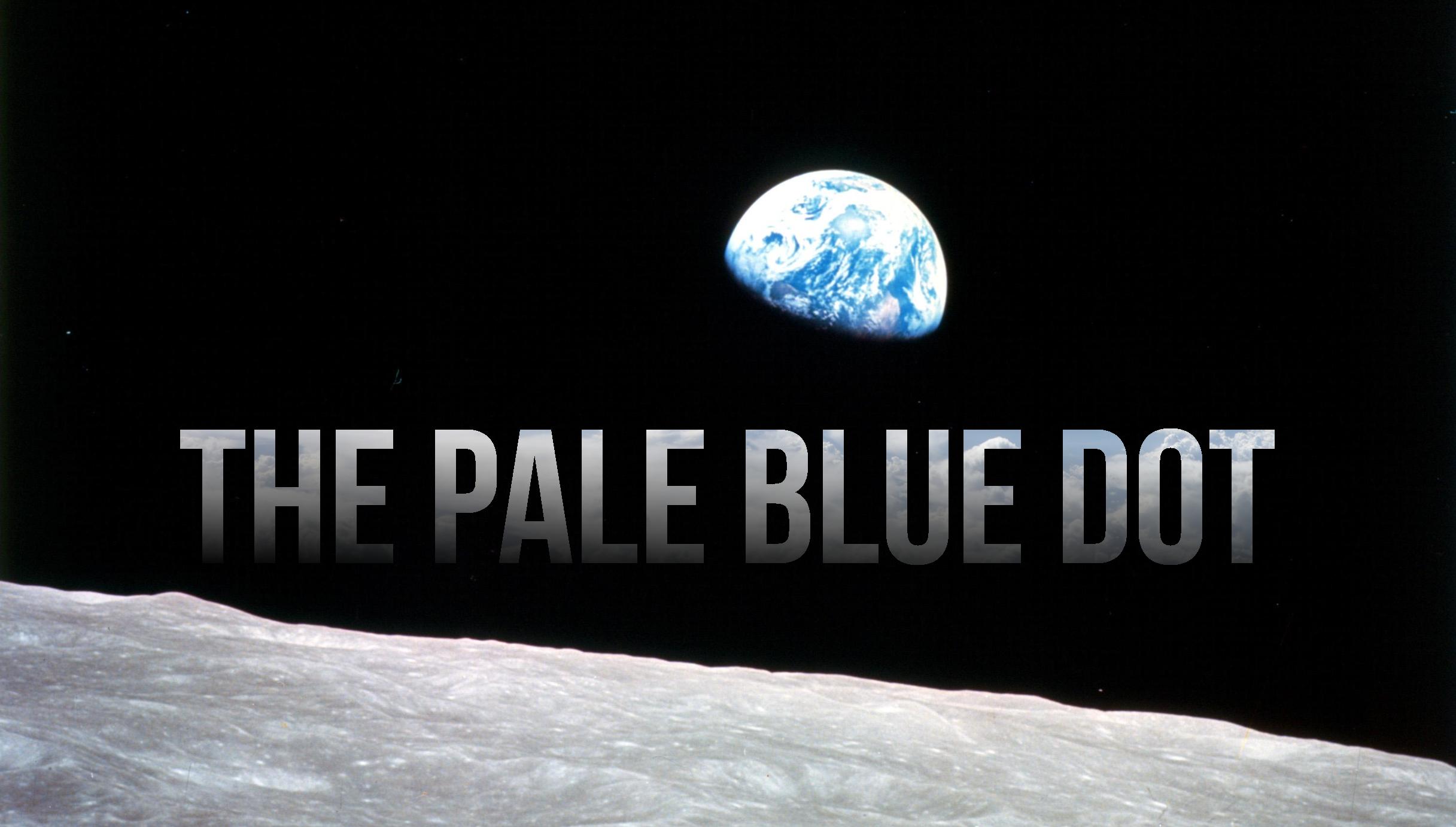 nasa blue marble carl sagan - photo #27