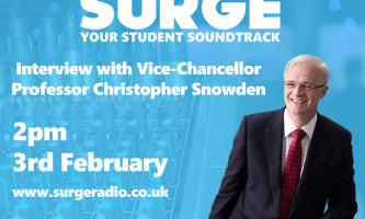 """""""Much More Complicated Running a University than a Company"""" – Surge's Interview with the Vice Chancellor"""