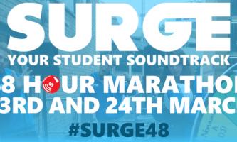 Surge Radio to Host 48-Hour Comic Relief Radio Marathon