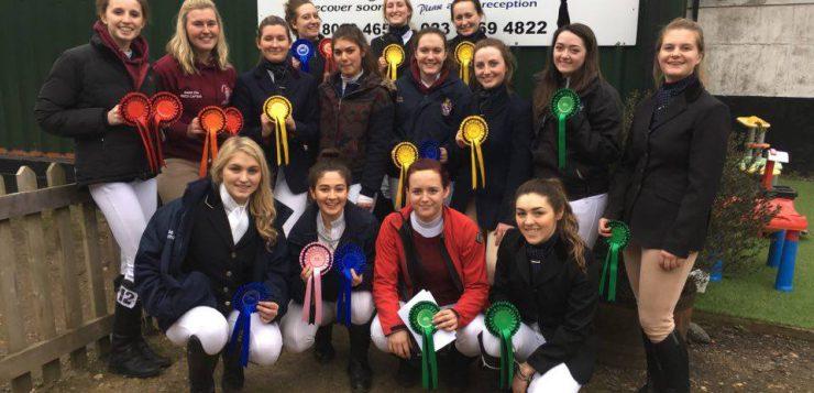 Team Southampton Kick Off Varsity 2017 With Equestrian Triumph
