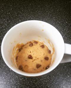 Cookie Dough Mug Cake Uk