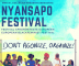 Nyansapo Festival Poster