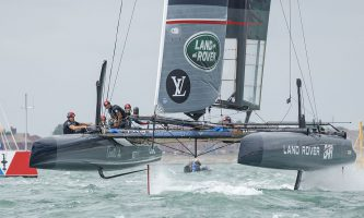 Southampton Student Wins Youth America's Cup