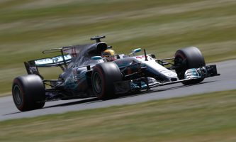F1: Lewis Hamilton Takes Record-Equaling British Grand Prix Victory