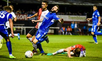 Football: Woking 2-1 Eastleigh