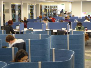 Book A Study Room In Southampton Hartley Library