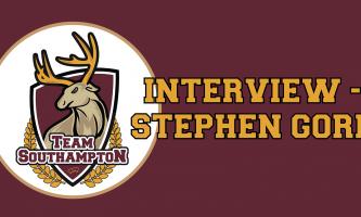 "Q&A – Stephen Gore seeking ""A Unified Team Southampton Mindset"""