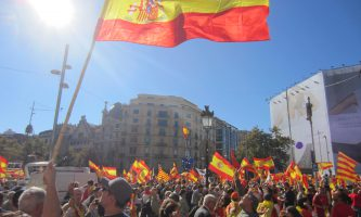 Wessex Scene on the Scene: Is this the End for Catalonian Independence?
