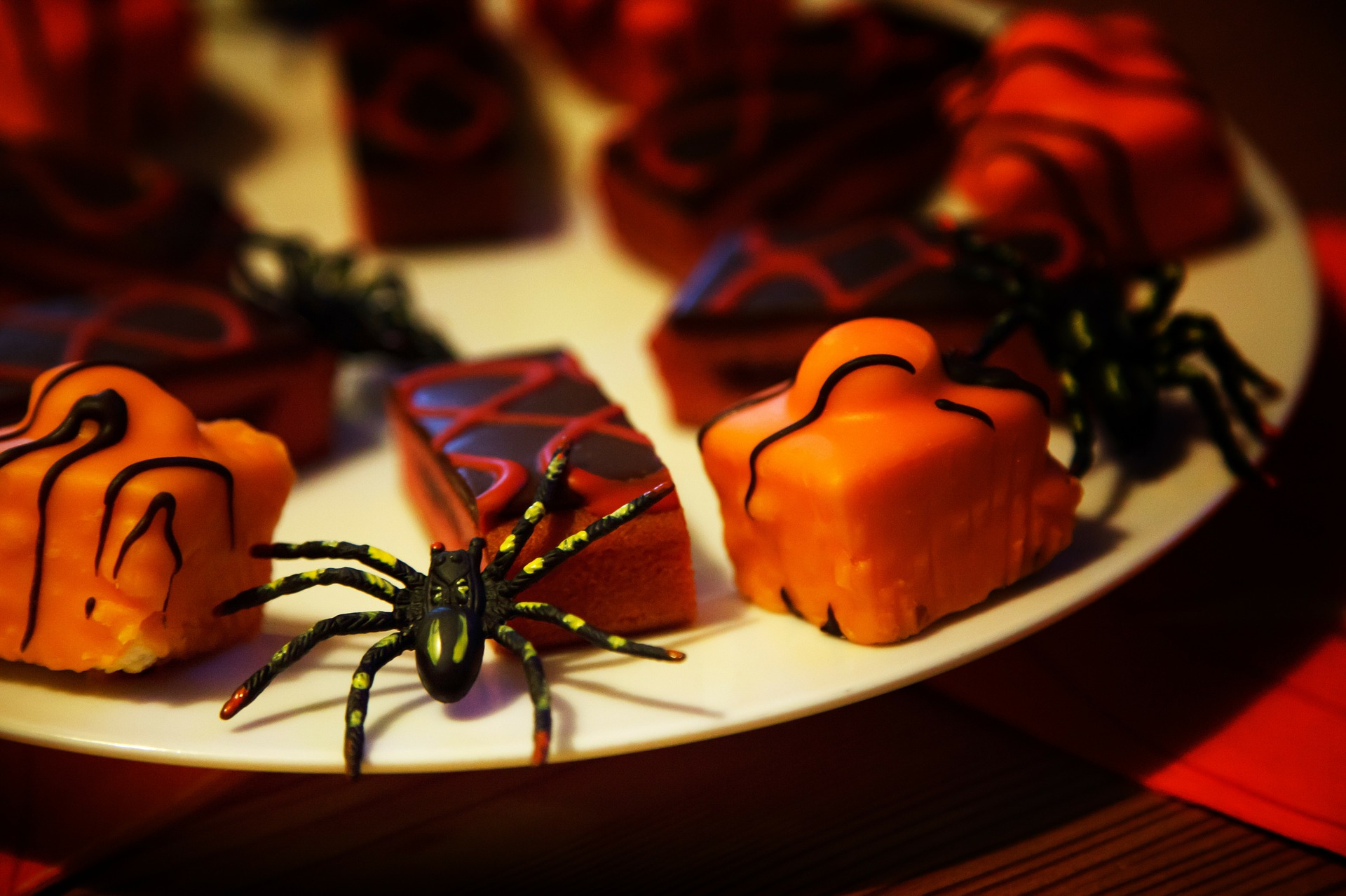 the inept chef: fang-tastic food ideas for halloween