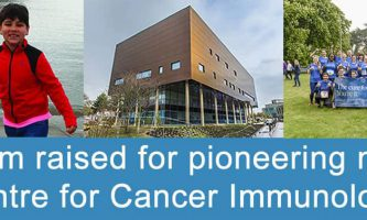 Centre for Cancer Immunology Campaign Hits £24 Million in Funding