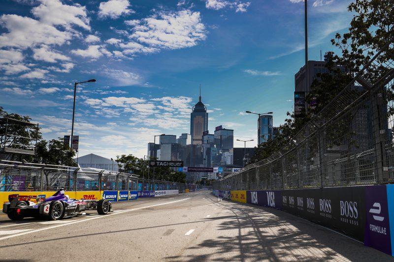 Formula E Bird And Rosenqvist Share The Spoils At Hong