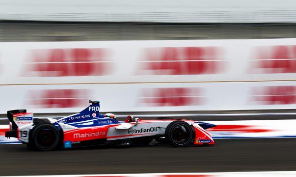 Lightning strikes twice as Rosenqvist wins Marrakesh ePrix