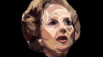 Margaret Thatcher Justine Vinuya