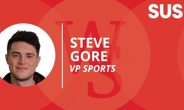 VP Sports Steve Gore on Society Funding