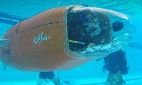 Society Spotlight: The Southampton University Human Powered Submarine Society