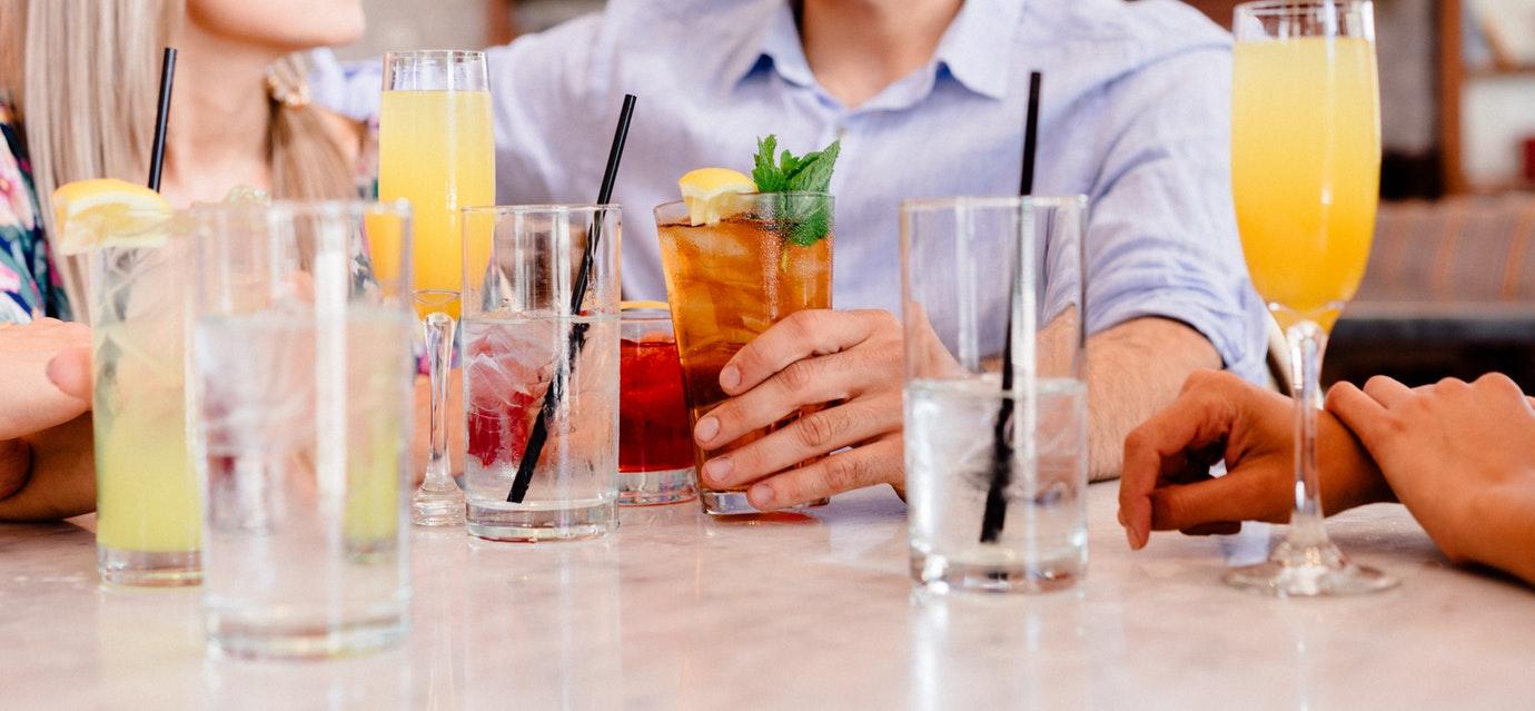 through myth???? straw - Alcohol a