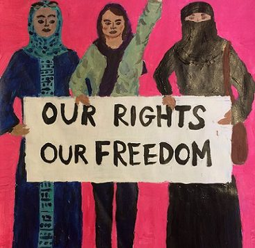 womens rights in the middle east Middle east africa  activist aziza yousef told afp news agency on sunday that rights activists  council on the occasion of the international women's.